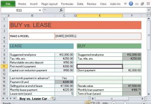mileage log excel make an informed and wise decision for buying or leasing a car