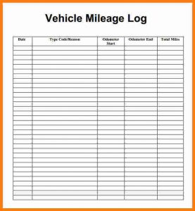 mileage reimbursement form free mileage reimbursement form template mileage log template pdf
