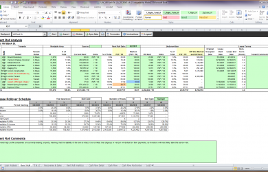mileage tracker excel rent roll template uw rent roll