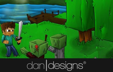 minecraft website template dfdbbdcaf