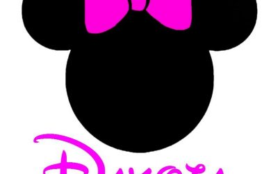 minnie mouse silhouette 7iag4yyia