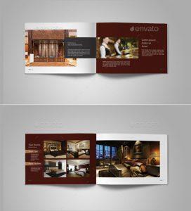 modern brochure designs hotel brochure template psd