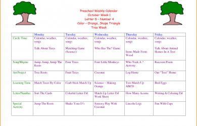 montessori lesson plans preschool weekly lesson plan aabefefdddee