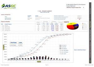 monthly report template monthly progress report no june