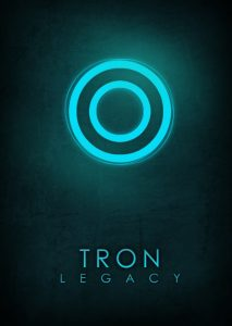 movie poster templates minimalist movie poster tron legacy