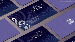 music business cards music business card mockup x