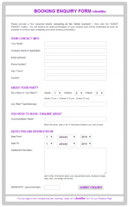 new hire forms template accommodationbookingscreenshotlarge
