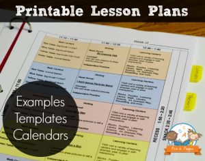 newsletter templates for teachers electronic lesson plan book