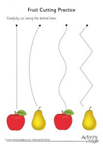 newsletter templates for teachers fruit cutting practice