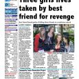 newspaper headline template newspaper page a