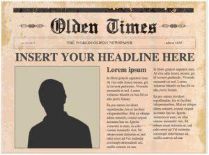 newspaper template free freepowerpointnewspapertemplates