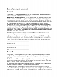 non compete agreement template non compete agreement template cghncwwj