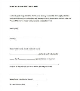 notarized letter of residency notarized letter templates free sample example format blank notarized letter for proof of residency template pdf format
