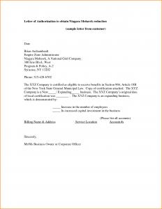 notarized letter sample notary letter format