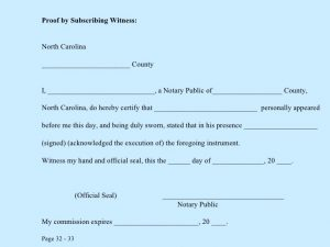 notary letter template notary public class