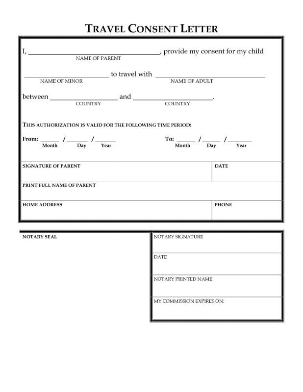 notary letter templates