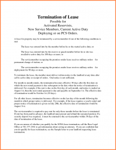 notice of lease termination letter from landlord to tenant letter to tenant to terminate lease agreement lease termination notice to tenant image landlord of letter