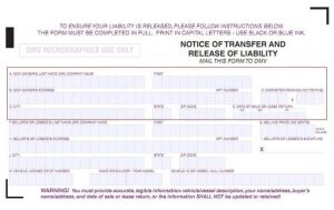 notice of transfer and release of liability form main qimg bcefdbae c