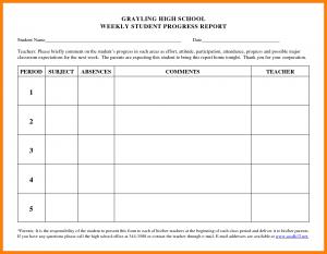 nurse report templates weekly progress report template weekly progress report template weekly progress report template for elementary students
