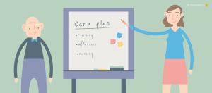 nursing care plan for dementia how to create a daily care plan x