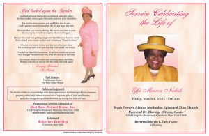 obituary template mother obituary