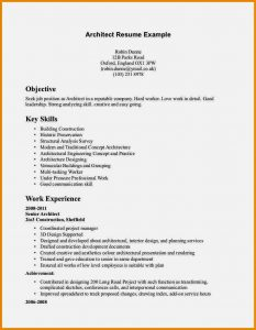 objective for resume for freshers different types of resumes for freshers