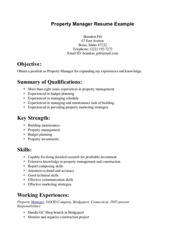 objective for resume for freshers