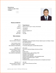official resignation letter sample format of cv