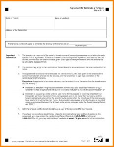 One Page Lease Agreement One Year Lease Rental Agreement N Page