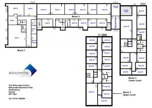 one page marketing plan floor plan