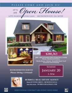 open house flyer template il xn m