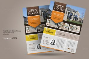 open house flyers graphic river real estate open house flyers kinzi