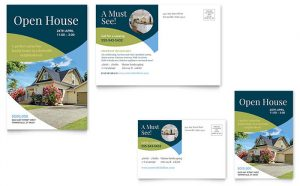 open house flyers templates re s