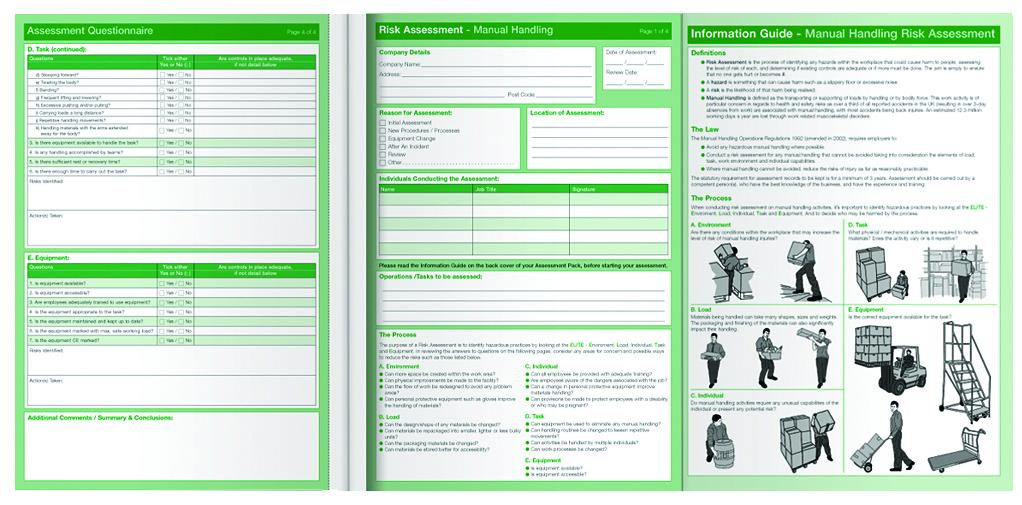 operations manual templates