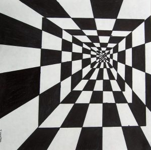 optical illusion drawings img