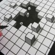 optical illusions drawings optical illusion cube drawing