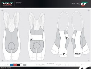 order form templates team bib shorts