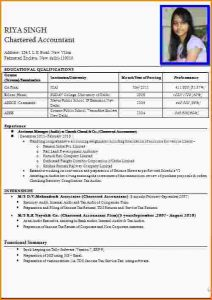 order sheet template resume for teachers in indian format sample resume doc india free resume templates