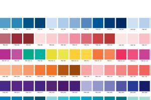 pantone color chart pdf img pantone