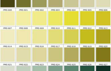 pantone color chart pdf pmschart