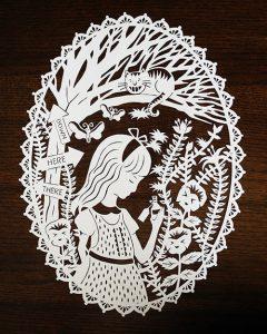 paper cuts templates sarah trumbauer papercuts