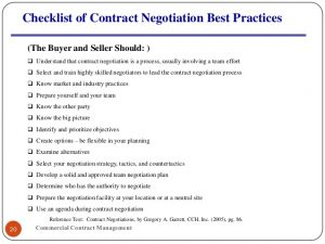 party planning template contract negotiations