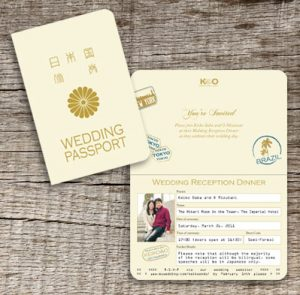 passport invitation template japanese passport invitation