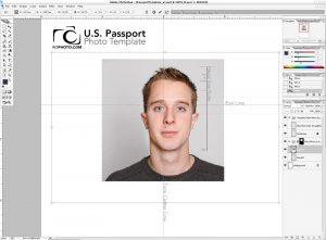 passport photo template passporttutorial screen4