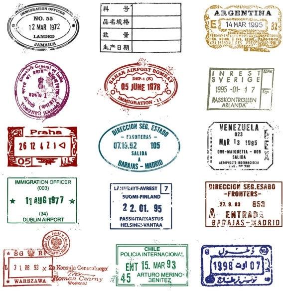 Passport Photo Template Psd Template Business