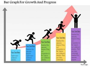 password log template business diagram bar graph for growth and progress presentation template