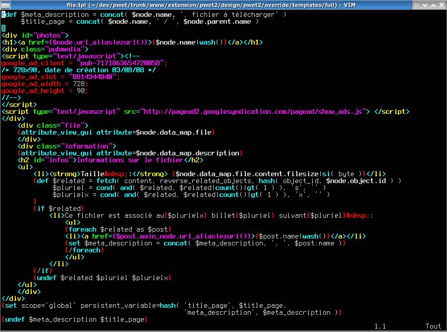password log template