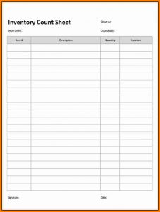 password template excel inventory spreadsheet template