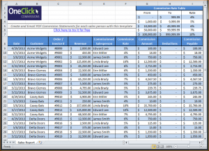 pay stubs template excel payroll template sales commission template variable revenue