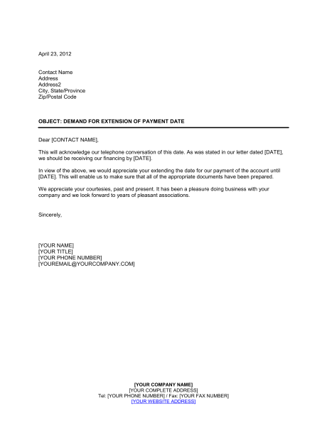 demand letter template payment demand letter template business 21343